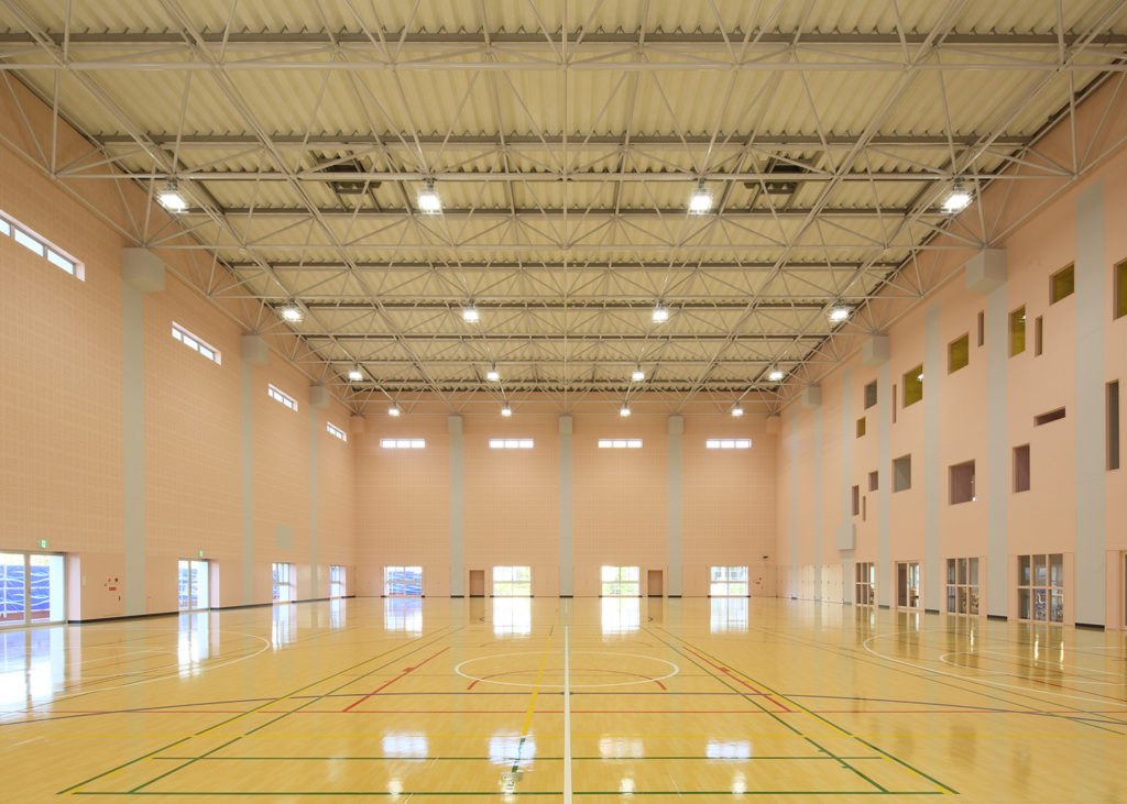 1階体育館(メディカル・トレーニング・センター)